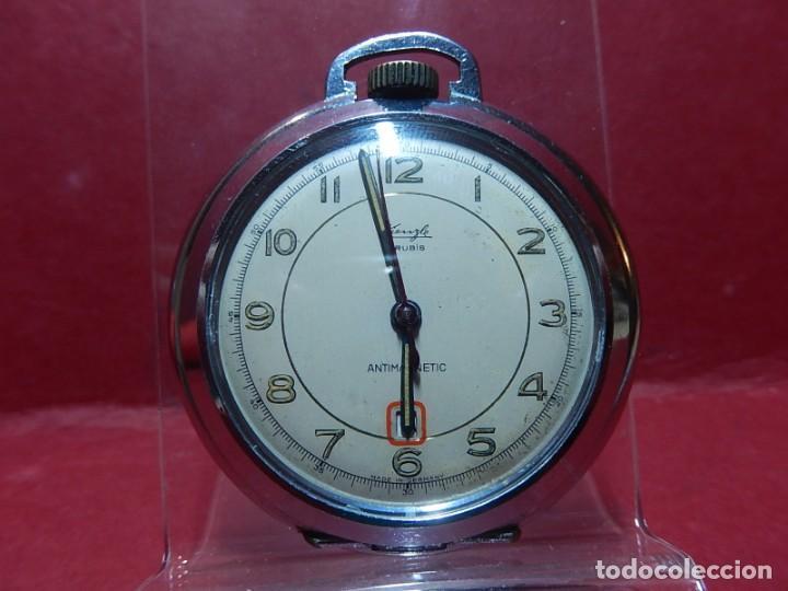 Relojes de bolsillo: Reloj bolsillo / viaje / sobremesa. Kienzle. - Foto 7 - 140292926