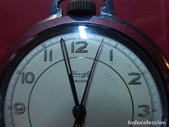 Relojes de bolsillo: Reloj bolsillo / viaje / sobremesa. Kienzle. - Foto 8 - 140292926
