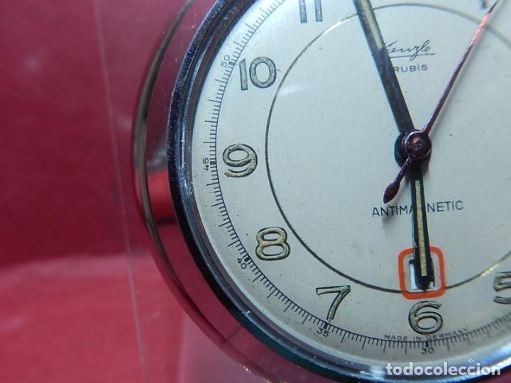 Relojes de bolsillo: Reloj bolsillo / viaje / sobremesa. Kienzle. - Foto 9 - 140292926