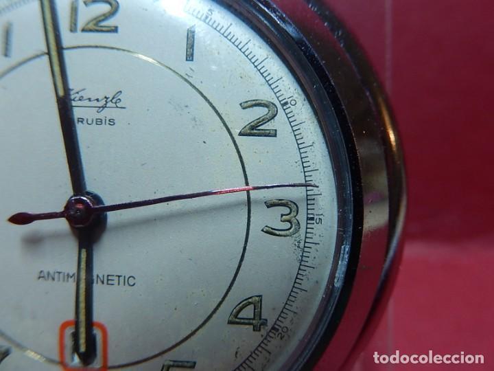Relojes de bolsillo: Reloj bolsillo / viaje / sobremesa. Kienzle. - Foto 11 - 140292926