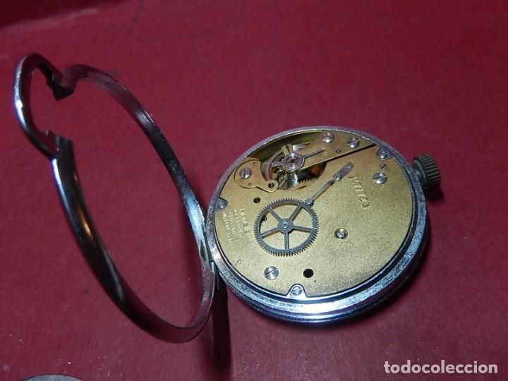 Relojes de bolsillo: Reloj bolsillo / viaje / sobremesa. Kienzle. - Foto 23 - 140292926