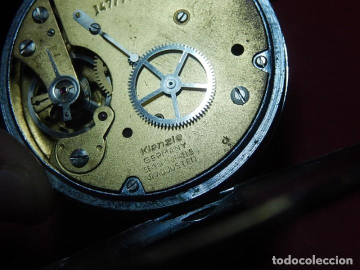 Relojes de bolsillo: Reloj bolsillo / viaje / sobremesa. Kienzle. - Foto 25 - 140292926
