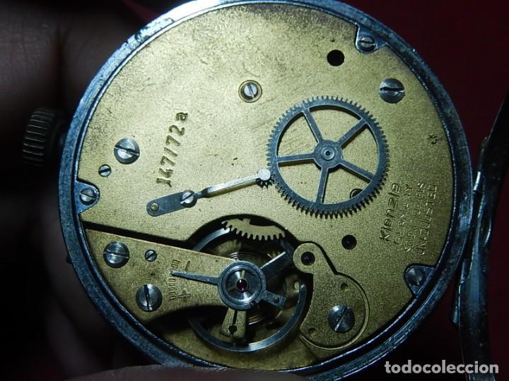 Relojes de bolsillo: Reloj bolsillo / viaje / sobremesa. Kienzle. - Foto 27 - 140292926