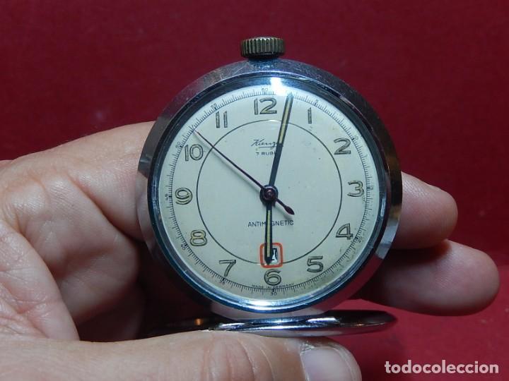 Relojes de bolsillo: Reloj bolsillo / viaje / sobremesa. Kienzle. - Foto 34 - 140292926