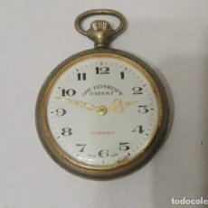 Relojes de bolsillo: RELOJ DE BOLSILLO GRE ROSKOPF PATENT.MADE SWISS.. Lote 140798258