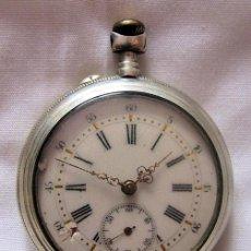 Relojes de bolsillo: RELOJ DE BOLSILLO ANTIGUO AURORE. Lote 140903850