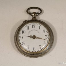 Relojes de bolsillo: RELOJ DE BOLSILLO REGULADOR PATENT. Lote 141267370