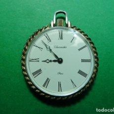 Relojes de bolsillo: RELOJ DE BOLSILLO THERMIDOR. Lote 141478262