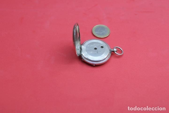 Relojes de bolsillo: LOTE DE SIETE RELOJES DE BOLSILLO DE PLATA DE LEY - Foto 5 - 142087374