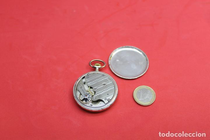 Relojes de bolsillo: LOTE DE SIETE RELOJES DE BOLSILLO DE PLATA DE LEY - Foto 11 - 142087374