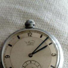 Relojes de bolsillo: RELOJ DE BOLSILLO NUGUÉ BARCELONA . Lote 142314226