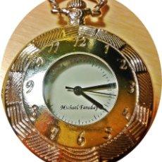 Relojes de bolsillo: RELOJ DE BOLSILLO HUNTER. Lote 142475710