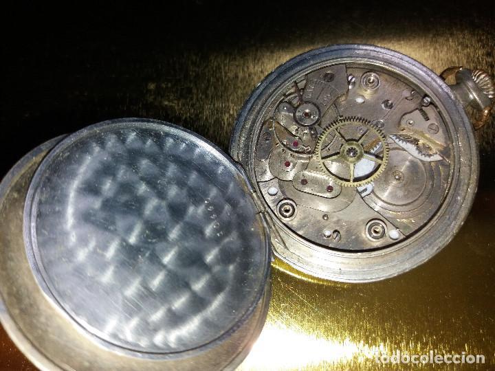 Relojes de bolsillo: RELOJ ANTIGUO * ROSSKOPF & PATENT * SWISS MADE -10440 - Foto 2 - 142609002