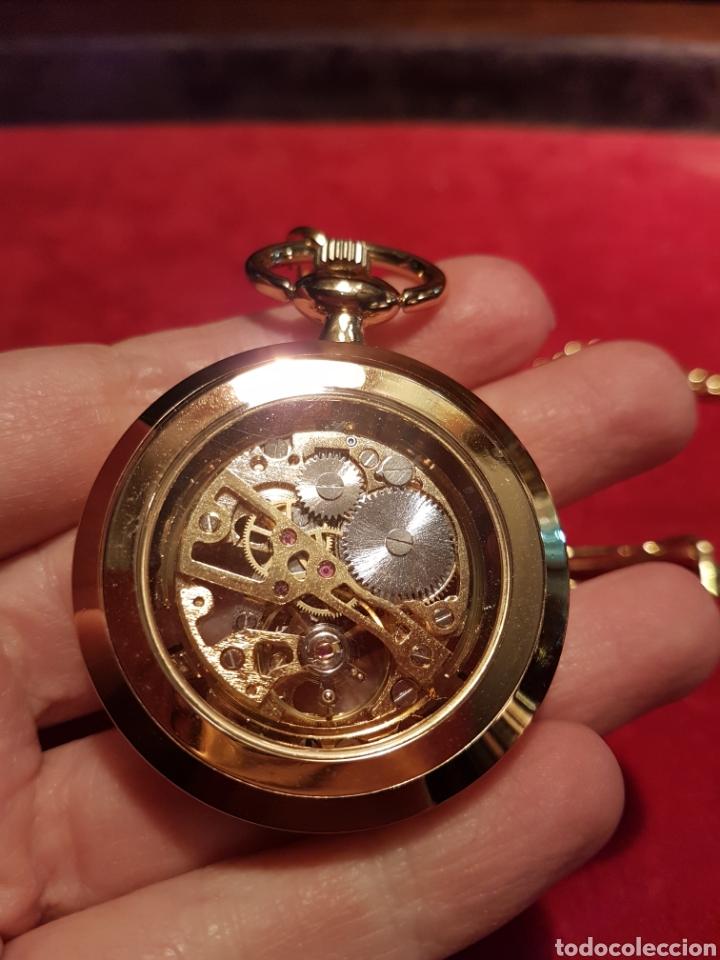 Relojes de bolsillo: Reloj de bolsillo de cuerda - Foto 5 - 142714353