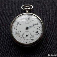 Relojes de bolsillo: RELOJ DE BOLSILLO TRIB BESANÇON. . Lote 143030862