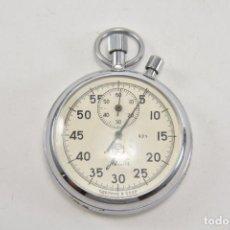 Relojes de bolsillo: ANTIGUO CRONÓMETRO AZAM RUSIA CCCP FUNCIONANDO. Lote 143052534