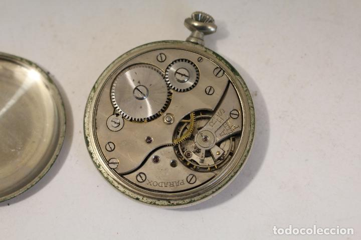 Relojes de bolsillo: RELOJ DE BOLSILLO PARADOX,, FUNCIONANDO - Foto 2 - 143245806