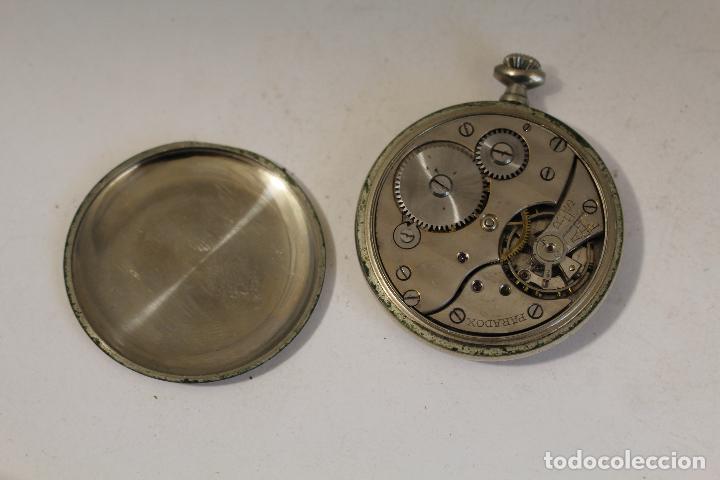 Relojes de bolsillo: RELOJ DE BOLSILLO PARADOX,, FUNCIONANDO - Foto 3 - 143245806