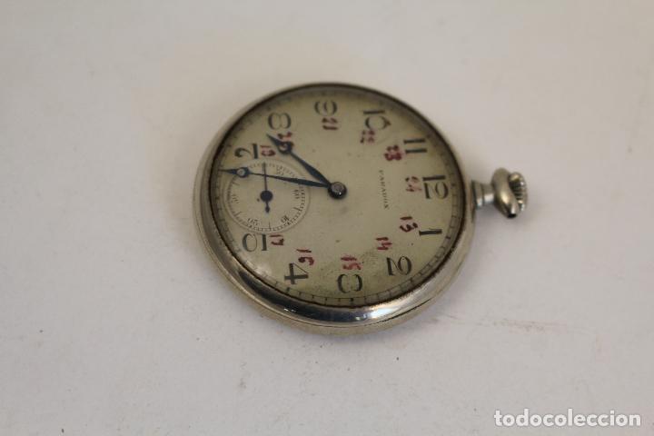 Relojes de bolsillo: RELOJ DE BOLSILLO PARADOX,, FUNCIONANDO - Foto 7 - 143245806