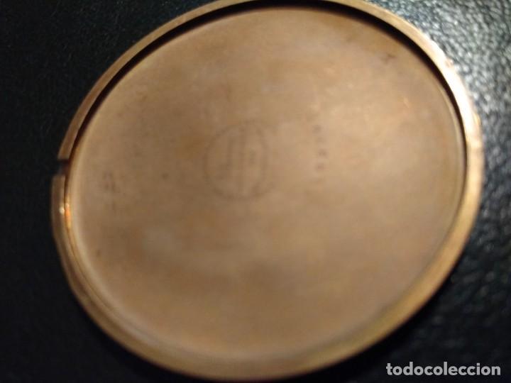 Relojes de bolsillo: Reloj de bolsillo ELGIN U.S.A. ( Funciona) - Foto 8 - 143800262