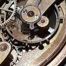 Relojes de bolsillo: RELOJ BREVETS CYMA CHAPADO EN ORO. Lote 143849938