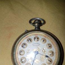 Relojes de bolsillo: RELOJ BOLSILLO SISTY ROSKOPF ROCONIS. Lote 143904856