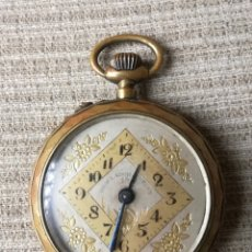 Relojes de bolsillo: BONITO RELOJ DE BOLSILLO REGULADOR PATENT. Lote 144050222