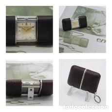 Relojes de bolsillo - MOVADO ERMETO- RARO Y ANTIGUO RELOJ DE BOLSILLO-AUTOMATICO-CIRCA 1930-1948-FUNCIONANDO - 144586938