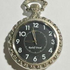 Relojes de bolsillo: RELOJ BOLSILLO CON MAQUINA DE CUERDA ( VER LAS FOTOS ) . 46,5 M/M. Ø. Lote 144885946