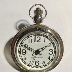 Relojes de bolsillo: RELOJ BOLSILLO CON MAQUINA DE CUERDA ( VER LAS FOTOS ) . 46,5 M/M. Ø. Lote 144887478
