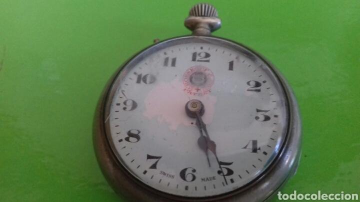 RELOJ ROSSKOPF PATENTE (Relojes - Bolsillo Carga Manual)