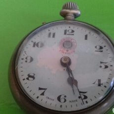 Relojes de bolsillo: RELOJ ROSSKOPF PATENTE. Lote 44109544