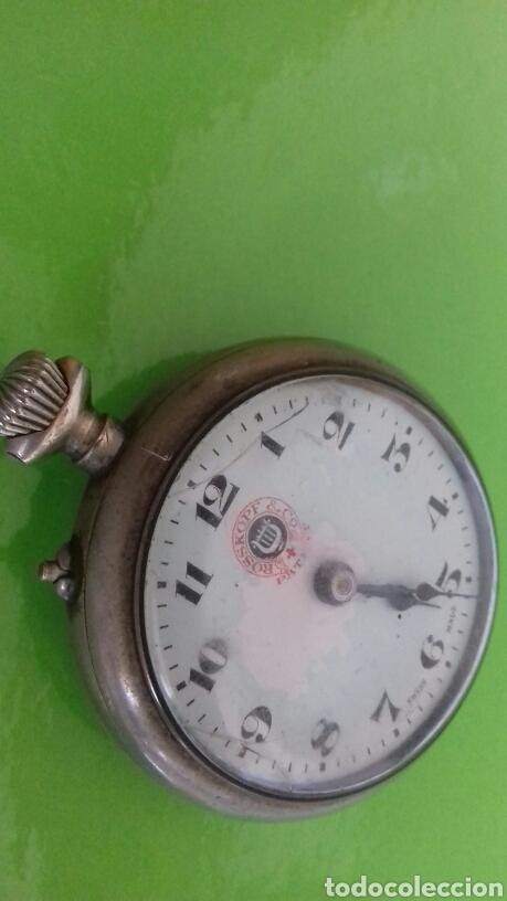 Relojes de bolsillo: RELOJ ROSSKOPF PATENTE - Foto 3 - 44109544