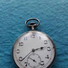 Relojes de bolsillo: RELOJ DE BOLSILLO ANTIGUO PARA CABALLERO. Lote 146076222