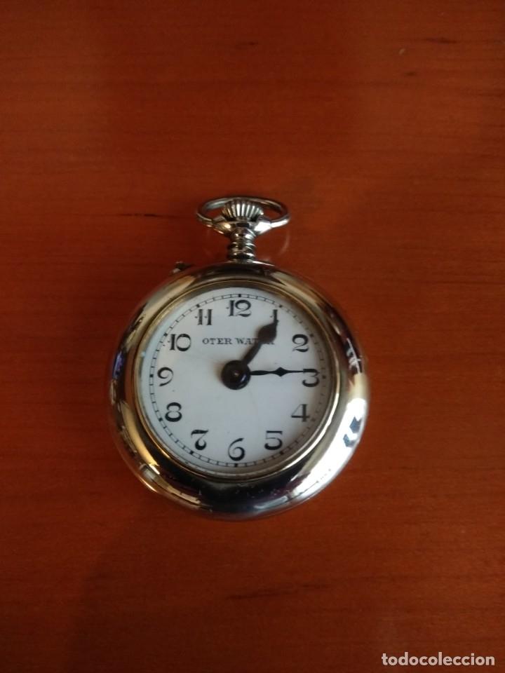 Relojes de bolsillo: Reloj de bolsillo OTER WATCH (FUNCIONA) - Foto 2 - 139813654