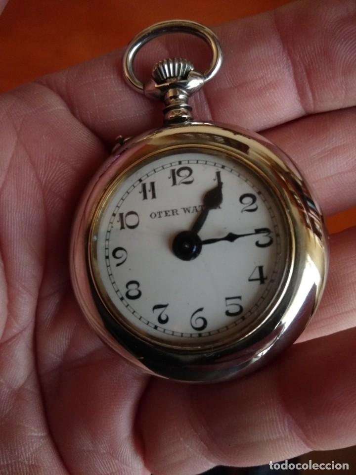 RELOJ DE BOLSILLO OTER WATCH (FUNCIONA) (Relojes - Bolsillo Carga Manual)