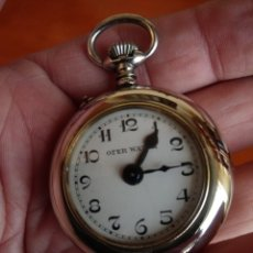 Relojes de bolsillo: RELOJ DE BOLSILLO OTER WATCH (FUNCIONA). Lote 139813654