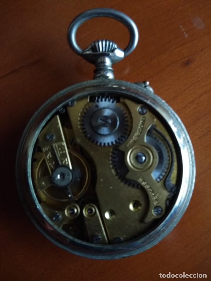 Relojes de bolsillo: Reloj de bolsillo OTER WATCH (FUNCIONA) - Foto 6 - 139813654