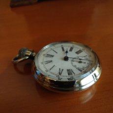 Relojes de bolsillo: RELOJ DE BOLSILLO (FUNCIONANDO). Lote 141201778