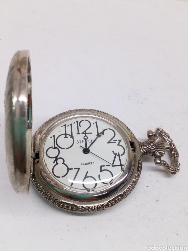 RELOJ DE BOLSILLO STEVEL (Clocks and Watches - Pocket Watches)