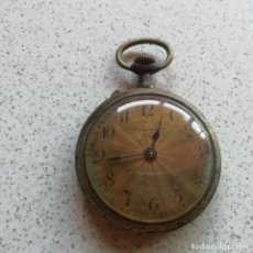 Relógios de bolso: ANTIGUO RELOJ DE BOLSILO. NO FUNCIONA. Lote 146729834