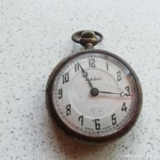 Relógios de bolso: ANTIGUO RELOJ DE BOLSILO LADO. NO FUNCIONA. Lote 146730222