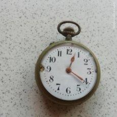 Relógios de bolso: ANTIGUO RELOJ DE BOLSILO. NO FUNCIONA. Lote 146730474