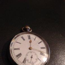 Relojes de bolsillo: RELOJ DE BOLSILLO (FUNCIONANDO). Lote 139675074