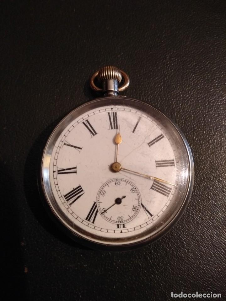 Relojes de bolsillo: reloj de bolsillo (funcionando) - Foto 4 - 139675074