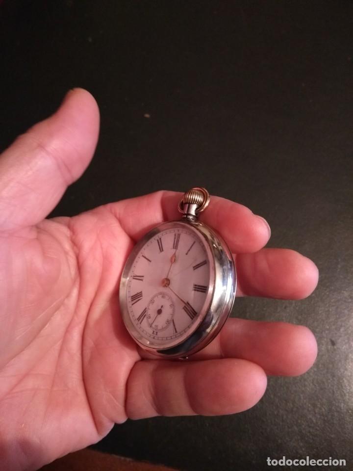Relojes de bolsillo: reloj de bolsillo (funcionando) - Foto 7 - 139675074