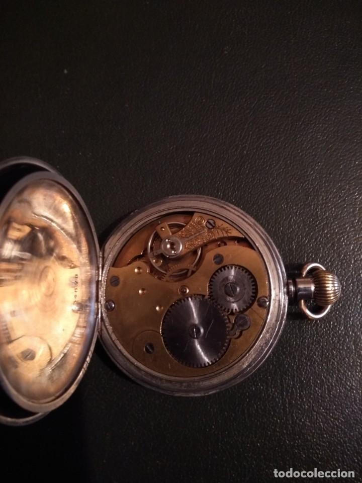Relojes de bolsillo: reloj de bolsillo (funcionando) - Foto 10 - 139675074