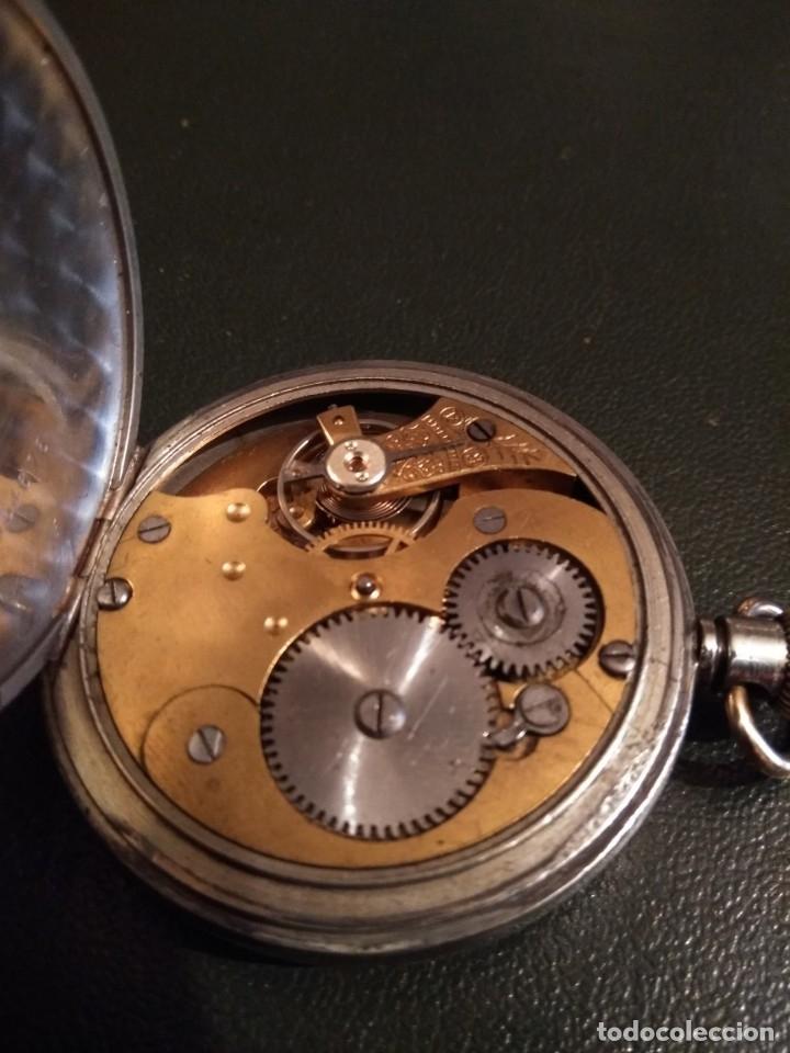 Relojes de bolsillo: reloj de bolsillo (funcionando) - Foto 11 - 139675074