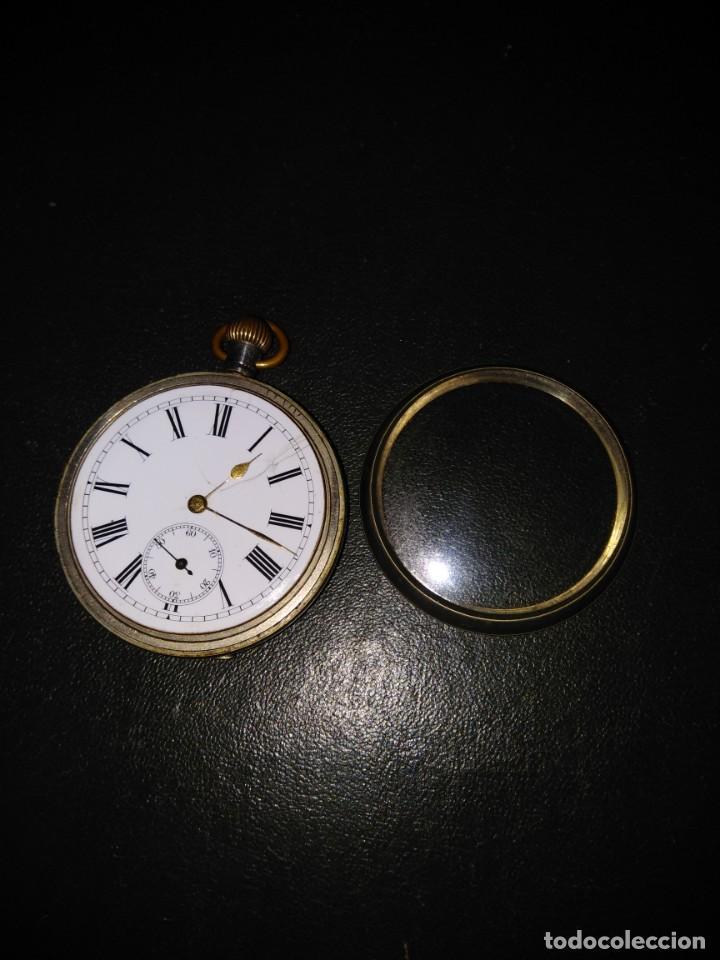 Relojes de bolsillo: reloj de bolsillo (funcionando) - Foto 2 - 139675074