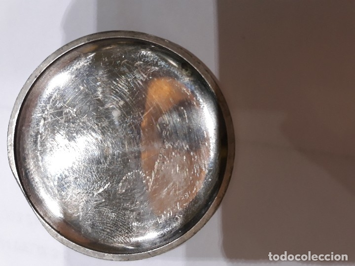 Relojes de bolsillo: Reloj de bolsillo 4,5 diámetro. 1880 F.Bachschmid suizo.tapa abierta por relojero.hay fotos del inte - Foto 10 - 146676490